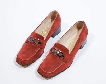 FERRAGAMO - Flat shoes