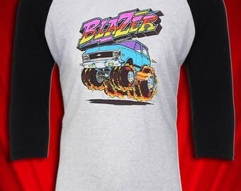 Chevy Blazer 4x4 Hot Rod Muscle Truck Vintage 1974 Off Road Mopar
