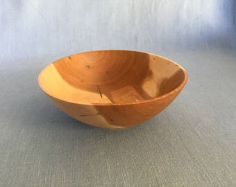 Small Maple bowl (#112)