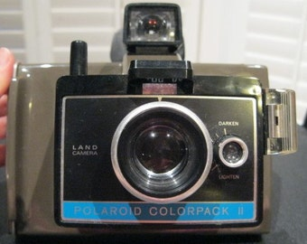Vintage Polaroid Colorpack II Camera