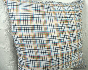 Licorice allsorts linen cushions