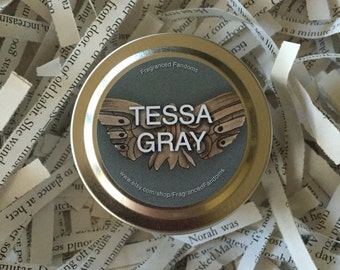 Tessa Gray | 2oz soy candle | The Infernal Devices
