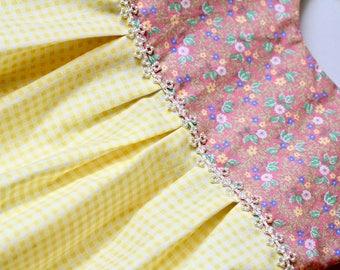 Pink Lemonade Flutter Dress 12-18 Months