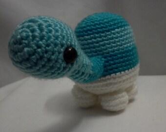 Crochet Dinosaur Desk Buddy