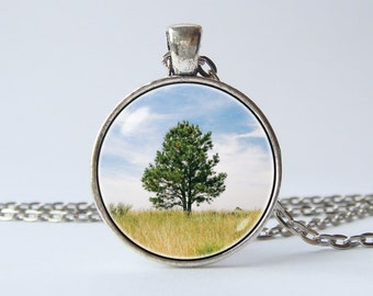 Tree pendant Mother gift Family pendant Tree jewelry Tree necklace Tree art Nature necklace Art necklace Tree of life pendant Art pendant
