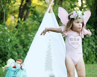 Toddler Teepee - Play Tent - Handmade Teepee - Adoption Fundraiser