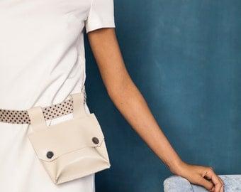 Waist Bags   Leather waist bag   Handmade bag