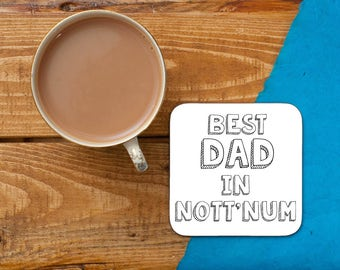 Nottingham Best Mommar, Nannar etc... Coasters