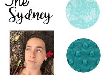 The Sydney, Minky Blanket