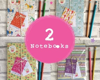 Christmas Gift, Multibuy A5 Notebook, Journal, Stationery Gift, Notepad, Stationery, Sketchpad, Blank notebook, Cute Stationery, Kawaii gift