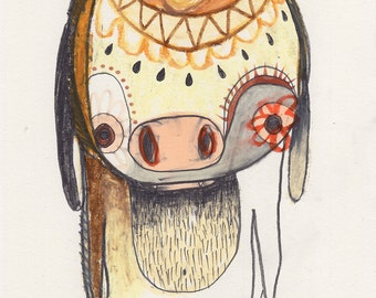 Original Monster Artwork 02
