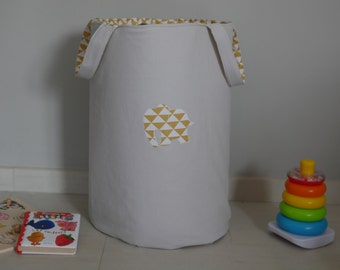 Toys basket / linen