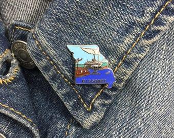 Vintage Missouri State Pin