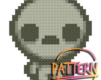 Binding of Isaac Pride Cross Stitch Pattern