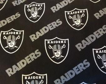 Raiders Quilt Etsy
