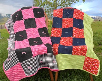 Pattern: Picnic Quilt