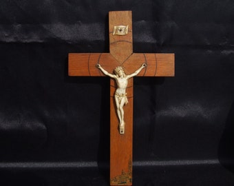 French Crucifix from Lourdes
