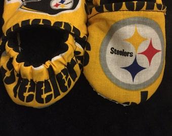 Steelers Crib Shoes
