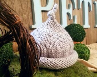 Acorn Pixie Hat