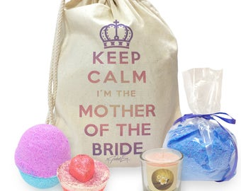 Keep Calm I'm The Mother Of The Bride Mini Spa In A Bag Collection 3