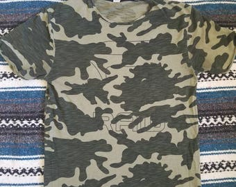 G-Star Raw camo t shirt size small