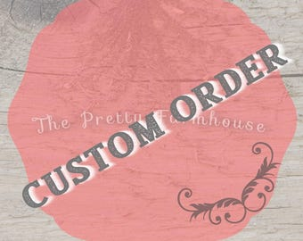 Custom Entry Bench for Annette