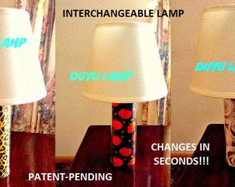 Patent Pending DUYU LAMP