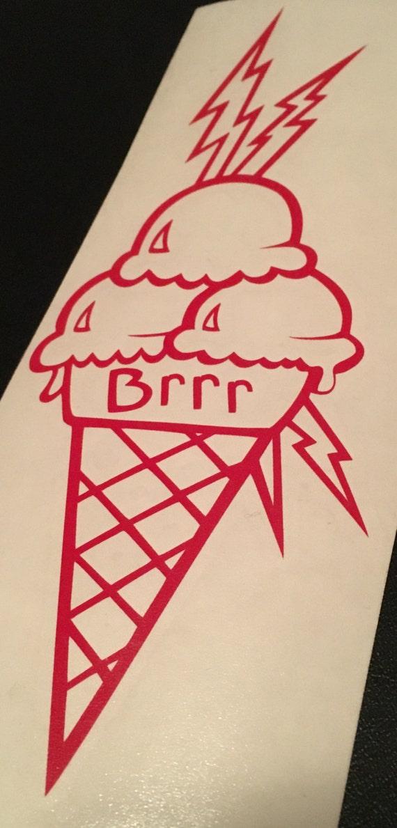 e89f11822d1 Gucci mane ice cream tattoo decal from stickertwerp jpg 570x1189 Stencil gucci  ice cream