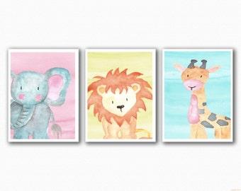 Set 3 Safari/Animal Prints - Mix and Match