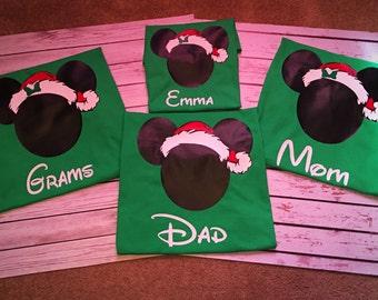 Disney Christmas Shirts