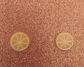 Lemon Slice Studs