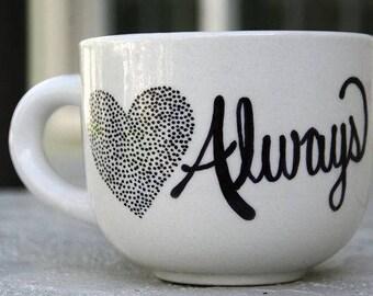 Custom Handmade Mugs