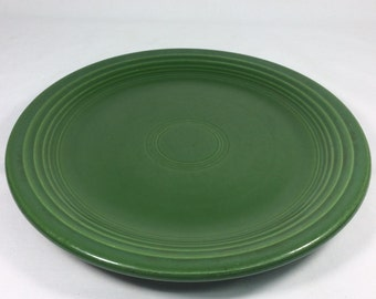 """Genuine Fiesta Forest Green 7"""" Cake or Salad Plate"""