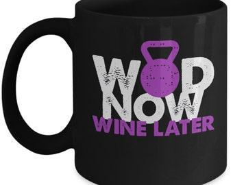 Crossfit Mug- WOD - Crossfit Coffee Mug