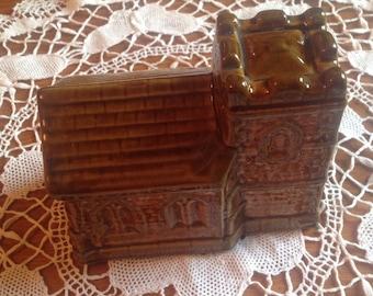 Vintage Szeiler Church money box
