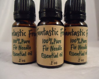 100% Fir Needle Essential Oil