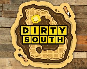 Dirty South Casa de Waffle