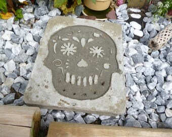 Day of the Dead Stepping Stone