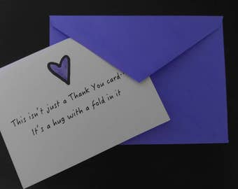 Thank you cards (20 pack)