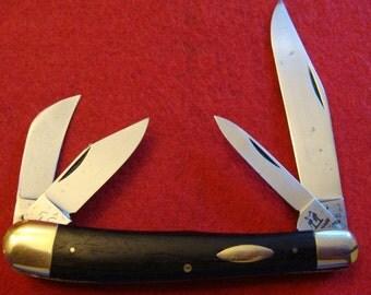 Kissing Crane Stockman 4 Blade