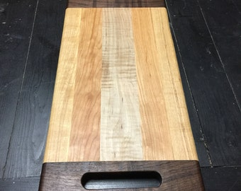 Large cutting board/serving tray