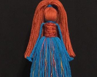 Yarn Doll (Sm) 1733
