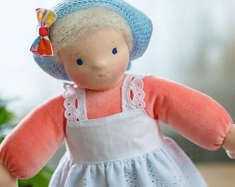 Handmade doll Nina Prudence