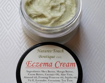 Eczema Cream 1/2oz