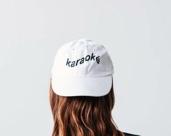 """Hat """"karaoke."""