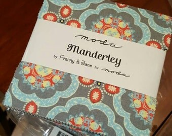SALE Manderley for moda charm pack