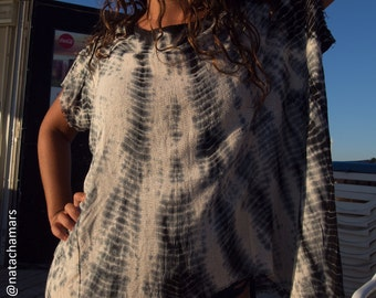Tie and Dye Tunic
