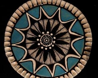 Ceramic Trivet-  7 Inch