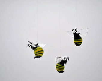 Bumble Bee Ornament 1 Piece For Price Shown
