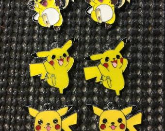 Pikachu Charms